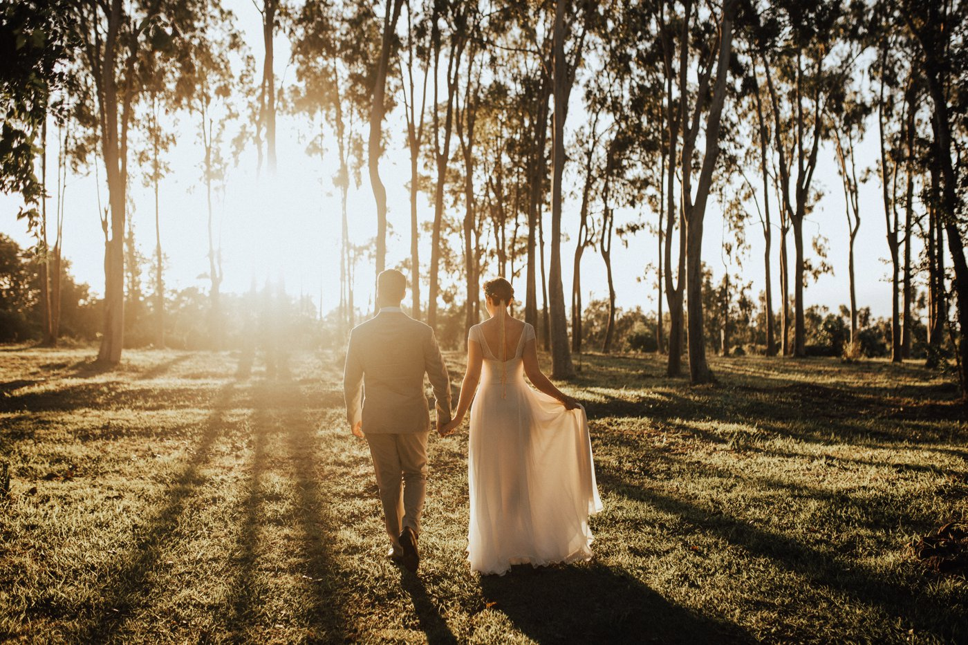 Tropical wedding in Reunion Island