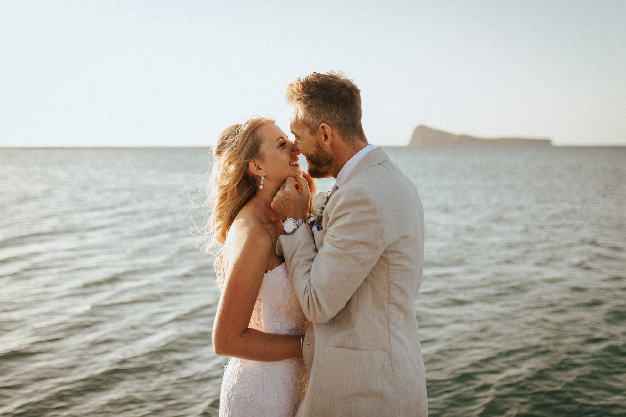 Mariage intime à l'île Maurice, Paradise Cove Hotel