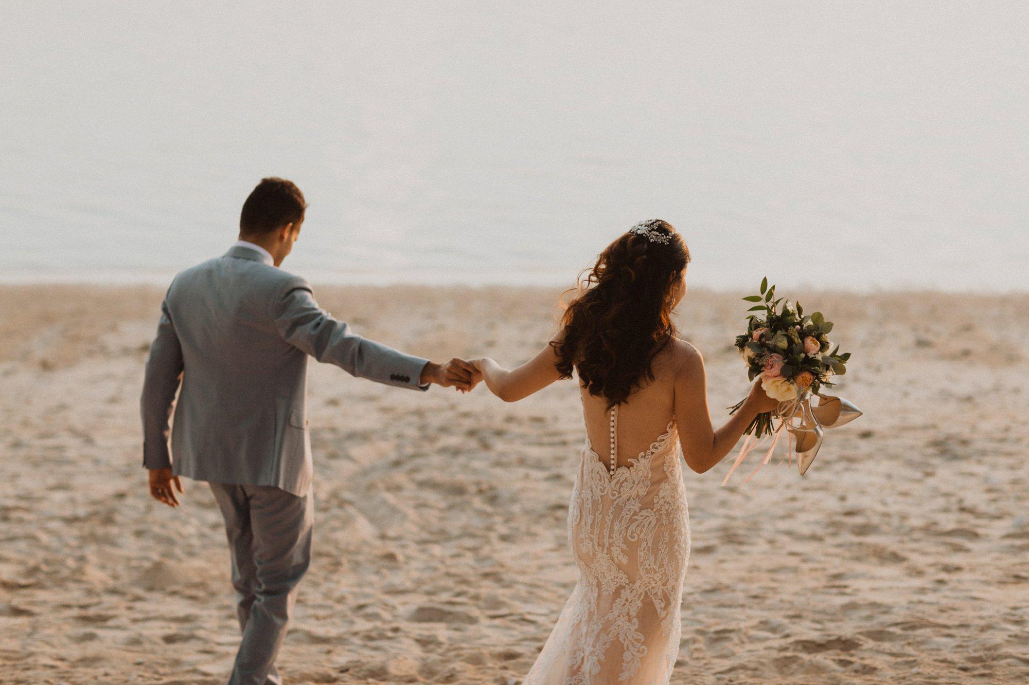 Mariage intime Lux Saint-Gilles, Réunion